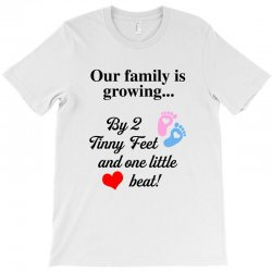 Our Family is Growing T-Shirt | Artistshot