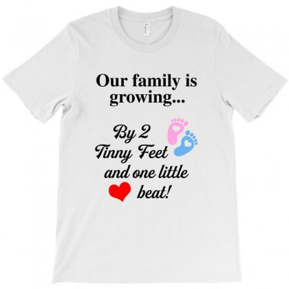 Our Family Is Growing T-shirt Designed By Bigdlab