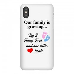 Our Family is Growing iPhoneX Case | Artistshot
