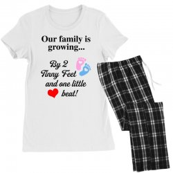 Our Family is Growing Women's Pajamas Set | Artistshot