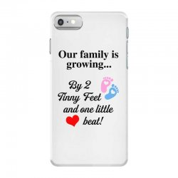 Our Family is Growing iPhone 7 Case | Artistshot