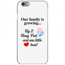 Our Family is Growing iPhone 6/6s Case | Artistshot
