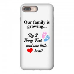 Our Family is Growing iPhone 8 Plus Case | Artistshot
