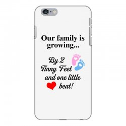 Our Family is Growing iPhone 6 Plus/6s Plus Case | Artistshot