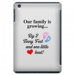 Our Family is Growing iPad Mini Case | Artistshot