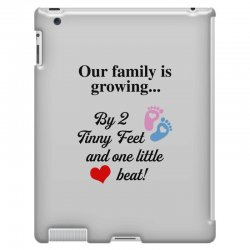 Our Family is Growing iPad 3 and 4 Case | Artistshot