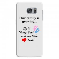 Our Family is Growing Samsung Galaxy S7 Case | Artistshot