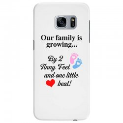 Our Family is Growing Samsung Galaxy S7 Edge Case | Artistshot