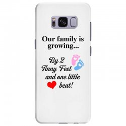 Our Family is Growing Samsung Galaxy S8 Plus Case | Artistshot
