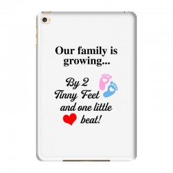 Our Family is Growing iPad Mini 4 Case | Artistshot