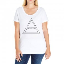 Yes This Is A Cult Ladies Curvy T-Shirt | Artistshot