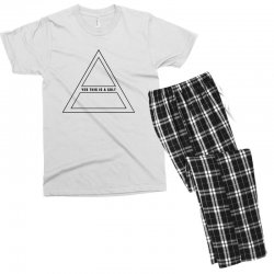 Yes This Is A Cult Men's T-shirt Pajama Set | Artistshot