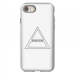 Yes This Is A Cult iPhone 8 Case | Artistshot