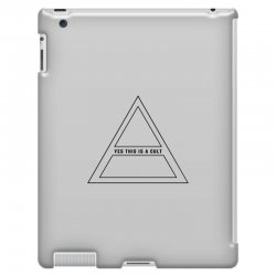 Yes This Is A Cult iPad 3 and 4 Case | Artistshot
