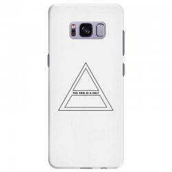 Yes This Is A Cult Samsung Galaxy S8 Plus Case | Artistshot