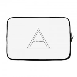 Yes This Is A Cult Laptop sleeve | Artistshot
