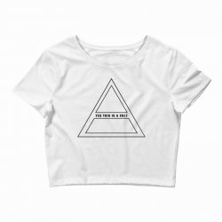 Yes This Is A Cult Crop Top | Artistshot