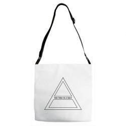 Yes This Is A Cult Adjustable Strap Totes | Artistshot