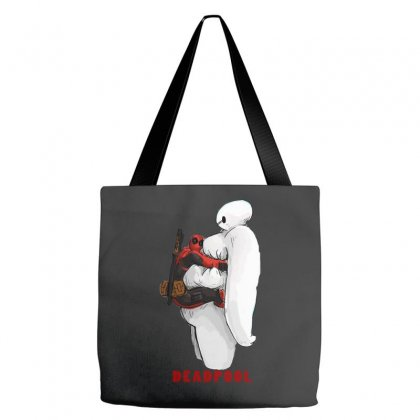 Deadpool Tote Bags Designed By Takongkang