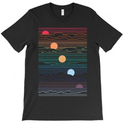 Under  Sun T-shirt Designed By Rardesign