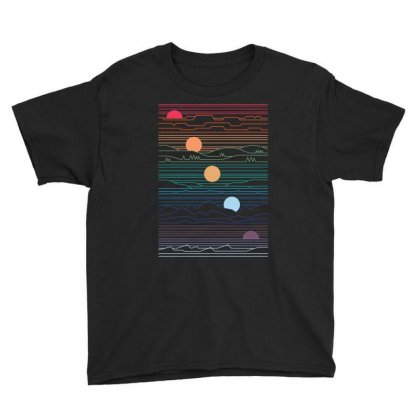 Under  Sun Youth Tee Designed By Rardesign