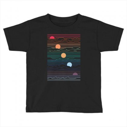 Under  Sun Toddler T-shirt Designed By Rardesign