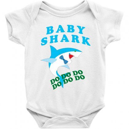 Baby Shark -shark Do Do Do Baby Bodysuit