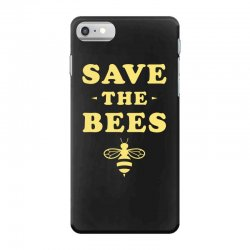 Save The Bees iPhone 7 Case | Artistshot