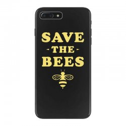 Save The Bees iPhone 7 Plus Case | Artistshot