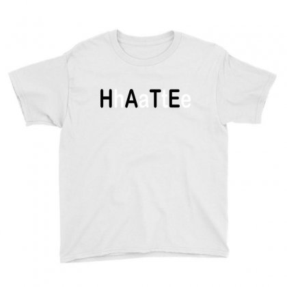 Hate Youth Tee Designed By Megaagustina