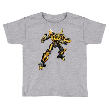 Bumblebee 2 Toddler T-shirt Designed By Sbm052017