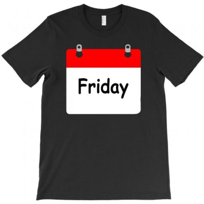 Title Of Day Of The Week Friday Day Of The Week T-shirt Designed By Aheupote