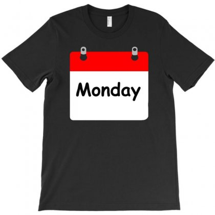 Title Of Day Of The Week Monday Day Of The Week T-shirt Designed By Aheupote