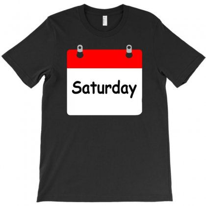 Title Of Day Of The Week Saturday Day Of The Week T-shirt Designed By Aheupote