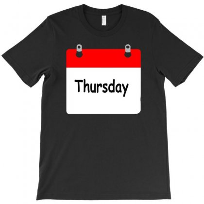 Title Of Day Of The Week Sunday Thursday Day Of The Week T-shirt Designed By Aheupote