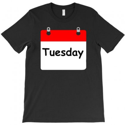 Title Of Day Of The Week Tuesday Day Of The Week T-shirt Designed By Aheupote