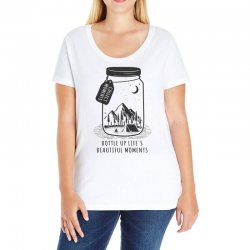 Collect Moments Ladies Curvy T-Shirt | Artistshot