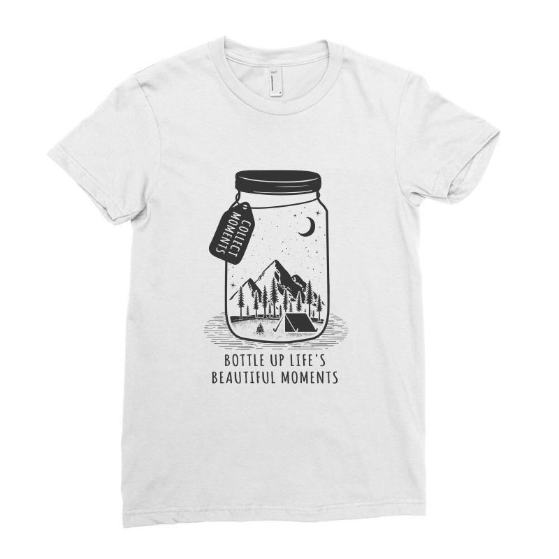 Collect Moments Ladies Fitted T-shirt | Artistshot