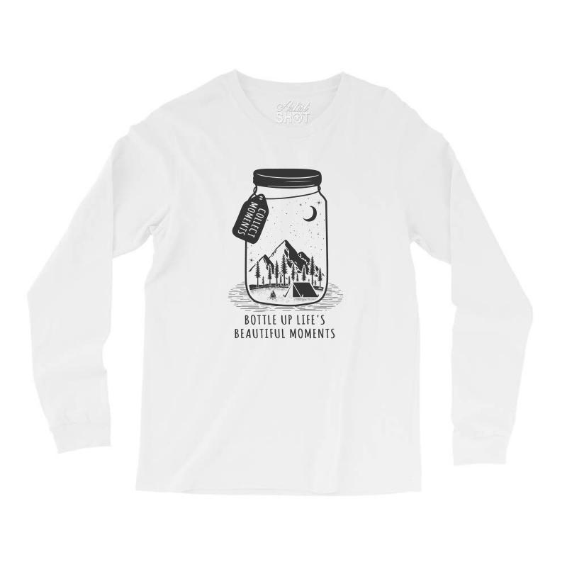 Collect Moments Long Sleeve Shirts | Artistshot
