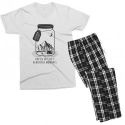Collect Moments Men's T-shirt Pajama Set | Artistshot