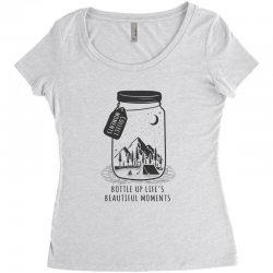 Collect Moments Women's Triblend Scoop T-shirt | Artistshot