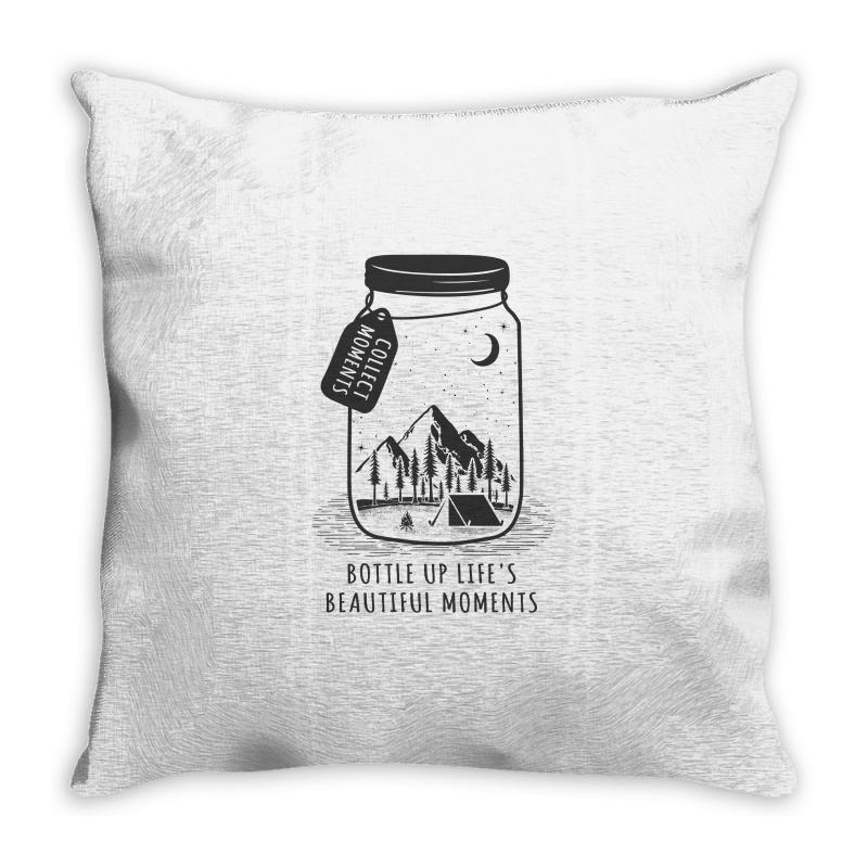 Collect Moments Throw Pillow | Artistshot