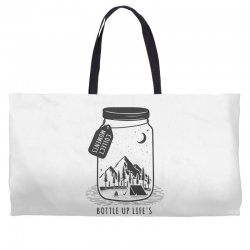 Collect Moments Weekender Totes | Artistshot