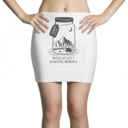 Collect Moments Mini Skirts | Artistshot
