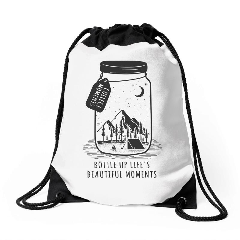 Collect Moments Drawstring Bags | Artistshot