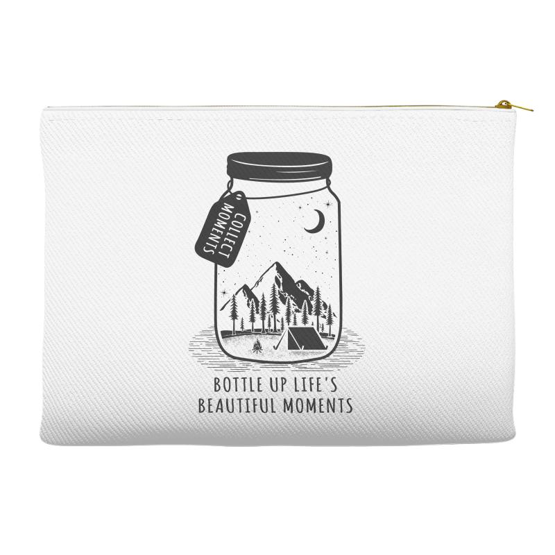 Collect Moments Accessory Pouches | Artistshot