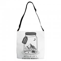 Collect Moments Adjustable Strap Totes | Artistshot