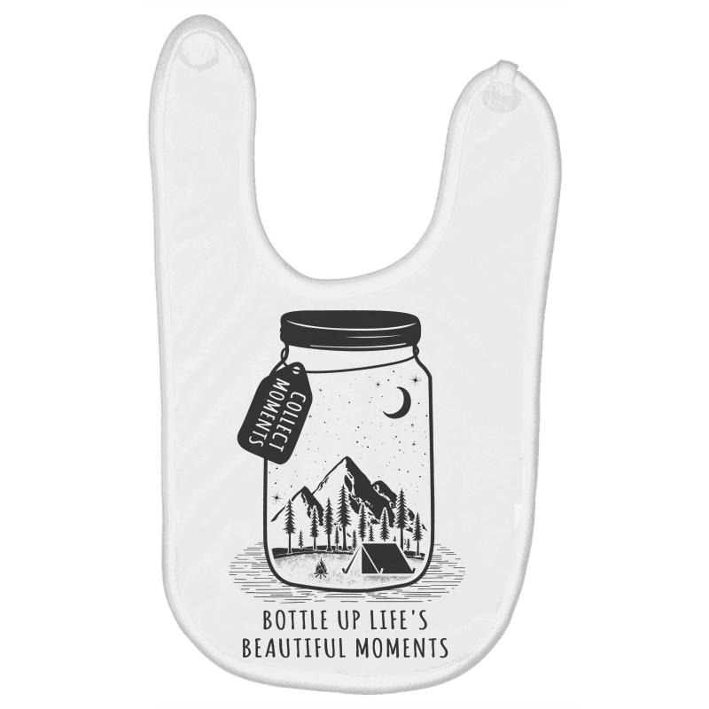 Collect Moments Baby Bibs | Artistshot