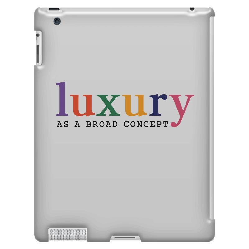 Luxury As A Croad Concept Ipad 3 And 4 Case | Artistshot