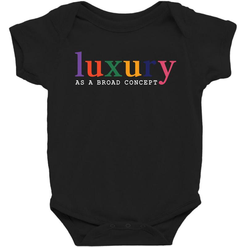 Luxury As A Croad Concept Baby Bodysuit | Artistshot